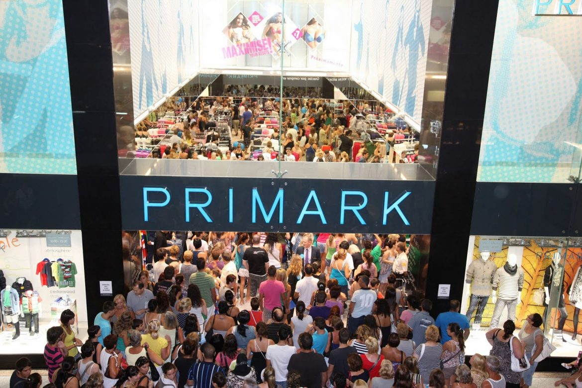 The cheap chic is heading to America - First Primark Store first primark store The Cheap Chic is Beading to America – First Primark Store Primark LAljub lleno