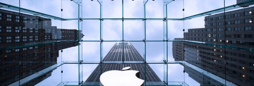 """Apple's 5th Avenue store, designed by Bohlin Cywinski Jackson, the retailer's architect firm of choice."" most beautiful retail stores in the world 10 Most Beautiful Retail Stores in the World Apple store by Bohlin Cywinski Jackson NY 848x288"