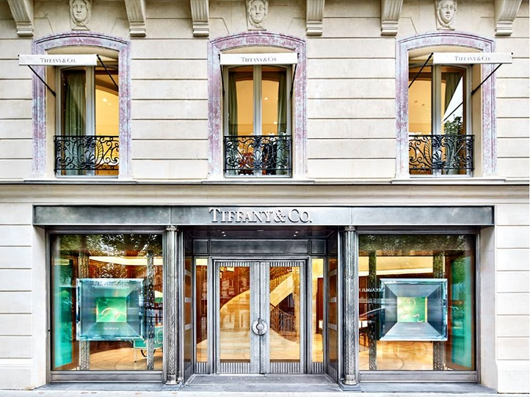 New Tiffany & Co. Flagship Store At Champs-Élysées tiffany & co. flagship store New Tiffany & Co. Flagship Store At Champs-Élysées Tiffany Co new flagship store Paris Champs Elysees 3