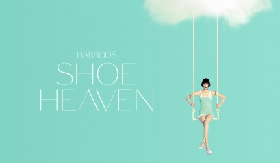 Harrods unveils its largest project: Harrods Shoe Heaven Harrods unveils its largest project: Harrods Shoe Heaven Harrods unveils its largest project: Harrods Shoe Heaven Harrods unveils its largest project Harrods Shoe Heaven 409x238