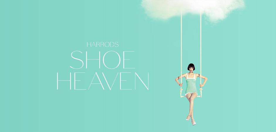 Harrods unveils its largest project: Harrods Shoe Heaven Harrods unveils its largest project: Harrods Shoe Heaven Harrods unveils its largest project: Harrods Shoe Heaven Harrods unveils its largest project Harrods Shoe Heaven