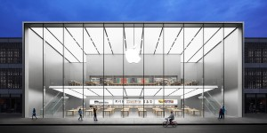 Massive New Apple Store in China – The Making of Massive New Apple Store in China The Making of 300x150