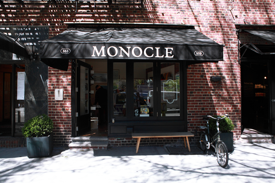 Monocle Shop in New York