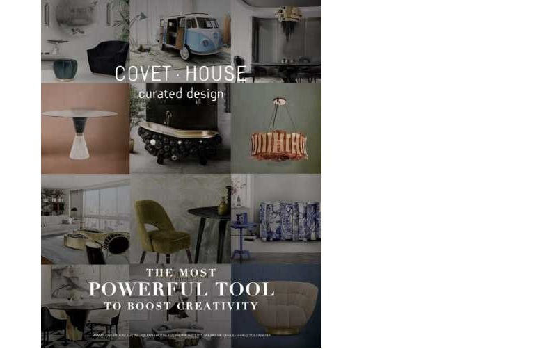 Covet House Catalogue summer decor trends 2017 Summer Decor Trends 2017: Top 8 Interior Design Catalogues How To Decorate Like A Pro With Best Design Projects Cat 1