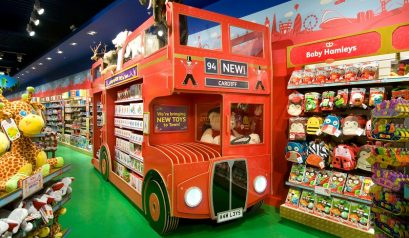 Best places to shop: Top 5 Best Toy Stores in the World ➤To see more Interior Design Shop ideas visit us at http://interiordesignshop.net/ #interiordesignshop #bestshops #bestinteriordesignshops @intdesignshop best toy stores in the world Best places to shop: Top 10 Best Toy Stores in the World hamleys iconic bus 409x238