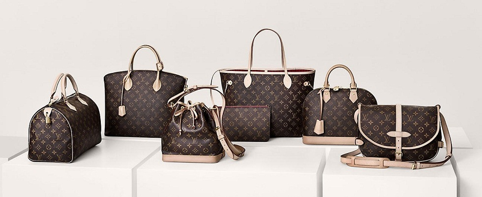 THE ADVENTURE OF SHOPPING WITH LOUIS VUITTON