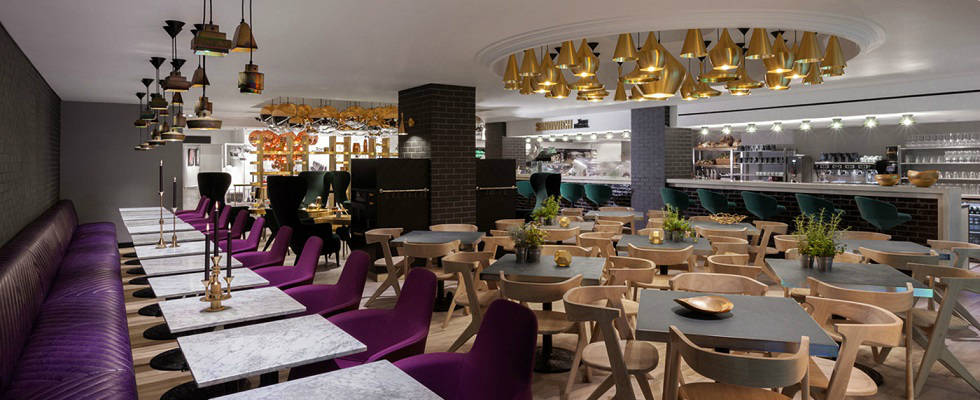 Meet The Amazing Sandwich Restaurant by Tom Dixon Restaurant by Tom Dixon Meet The Amazing Sandwich Restaurant by Tom Dixon feat 13