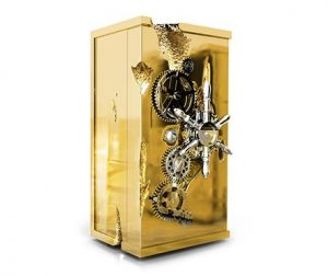 Vismara Design Meet A New Concept Of Luxury Home Entertainment By Vismara Design Millionaire Luxury Safe BL 300x252