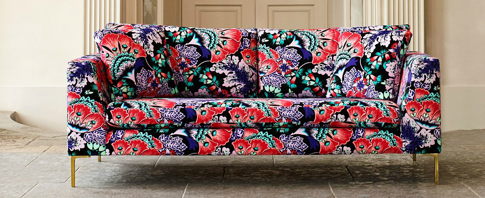 Recall Unique Floral Patters From Liberty Of London and Anthropologie ➤ To see more news about Luxury Bathrooms in the world visit us at http://luxurybathrooms.eu/ #luxurybathrooms #interiordesign #homedecor @BathroomsLuxury @bocadolobo @delightfulll @brabbu @essentialhomeeu @circudesign @mvalentinabath @luxxu @covethouse_