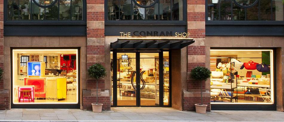 Luxury Furniture Shops – The Conran Shop, London The Conran Shop Luxury Furniture Shops – The Conran Shop, London conranshopfeature