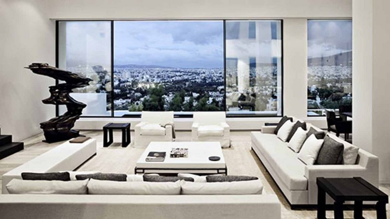 Check Out The Top 3 French Interior Designers french interior designers Check Out The Top 3 French Interior Designers Christian Liagre Apartment Edit