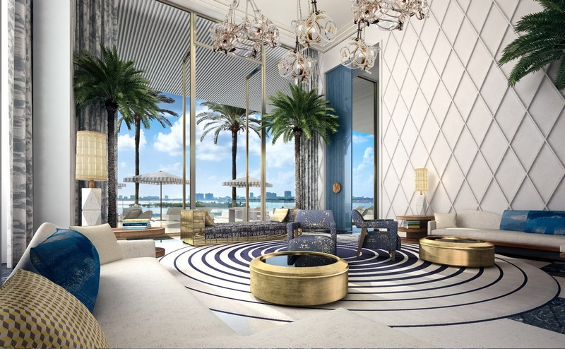 Check Out The Top 3 French Interior Designers french interior designers Check Out The Top 3 French Interior Designers jean louis deniot complete arquitectonicas new miami tower 2018 08