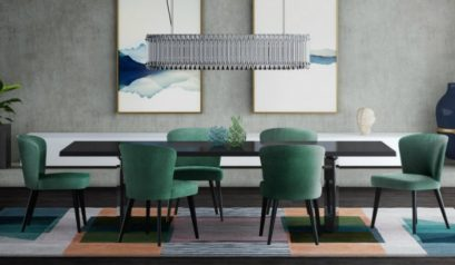 High-end dining room trends that you can't miss high-end dining room High-end dining room trends that you can't miss main 4 409x238