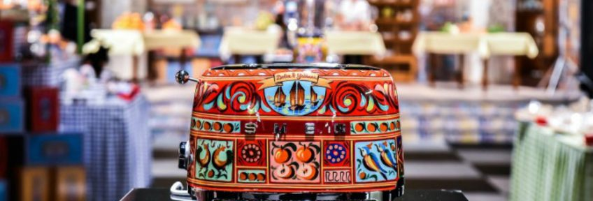 Dolce & Gabbana: The New Collection of Smeg Kitchen Appliances kitchen appliances Dolce & Gabbana: The New Collection of Smeg Kitchen Appliances Dolce main 848x288