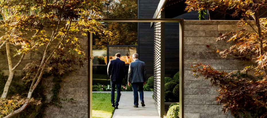 Here Is The New Modern Design of  The French Laundry modern design Here Is The New Modern Design of  The French Laundry french main