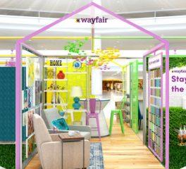 Wayfair's New Pop-Up Store Concept pop-up store Wayfair's New Pop-Up Store Concept Wayfairs New Pop Up Store Concept capa 264x240