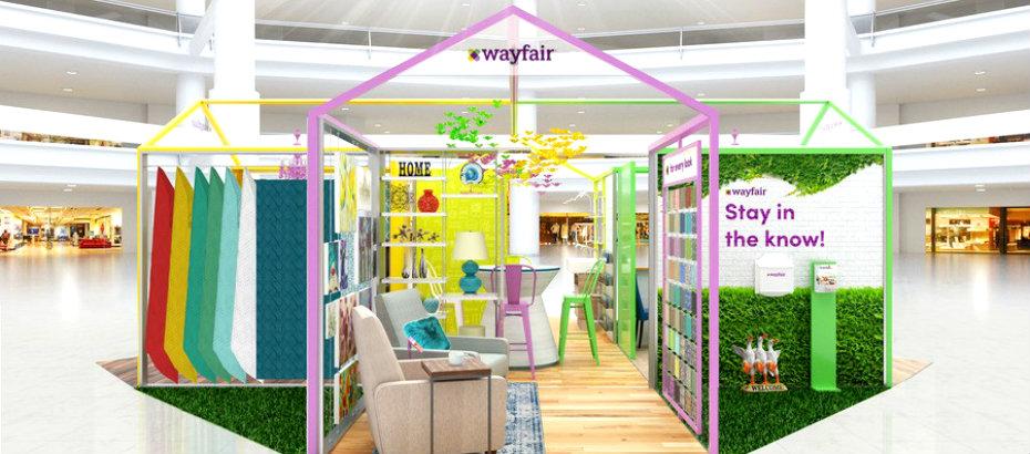 Wayfair's New Pop-Up Store Concept pop-up store Wayfair's New Pop-Up Store Concept Wayfairs New Pop Up Store Concept capa