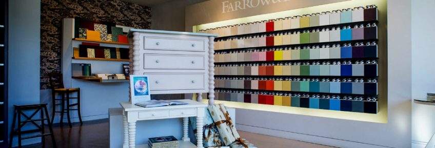 The New Farrow And Ball Showroom In LA farrow and ball showroom The New Farrow And Ball Showroom In LA The New Farrow Ball Showroom In LA capa 848x288