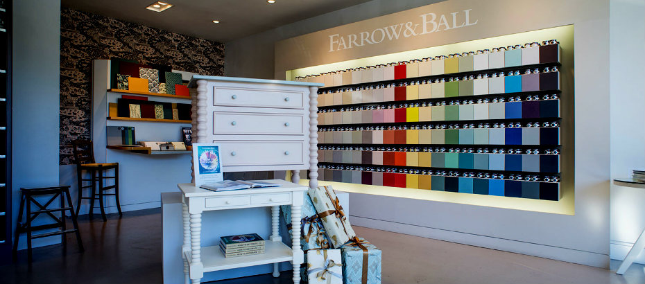 The New Farrow And Ball Showroom In LA farrow and ball showroom The New Farrow And Ball Showroom In LA The New Farrow Ball Showroom In LA capa
