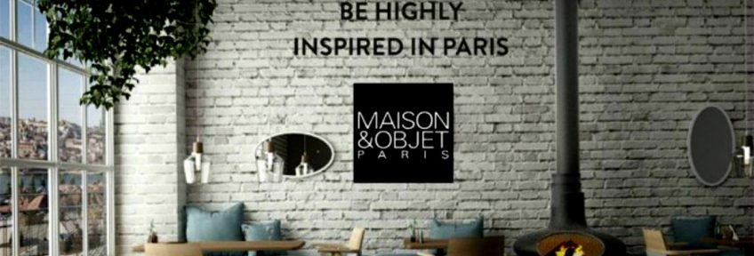 Who Sets The Trends For Maison et Objet 2019? maison et objet 2019 Who Sets The Trends For Maison et Objet 2019? Who Sets The Trends For Maison et Objet 2019 capa 848x288