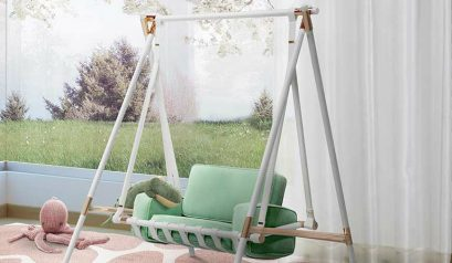 Neo-mint is the perfect gender neutral colour for your kid's bedroom 3