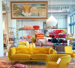 Visit 5 of the best interior design shops in New York