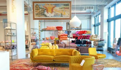 Visit 5 of the best interior design shops in New York interior design shops Visit 5 of the best interior design shops in New York Visit New York while seeing 5 of the best interior design stores f 409x238