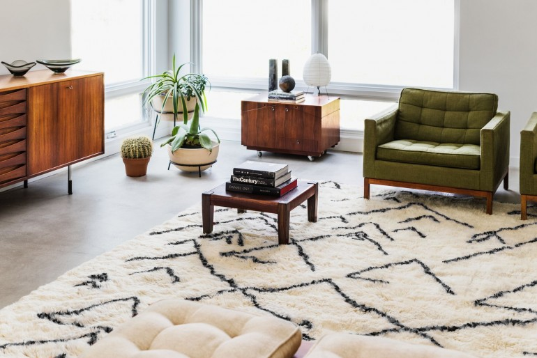 Embrace The Moroccan Concept Through Beni Rugs moroccan beni rugs Embrace The Moroccan Concept Through Beni Rugs BXiAUnjv 770x514
