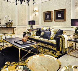 Find Your Interior Design Passion Through Versace Home